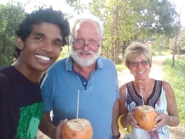Sri Lanka mit Fahrer