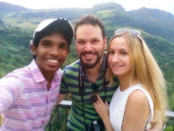 Fahrer mieten Sri Lanka deutsch