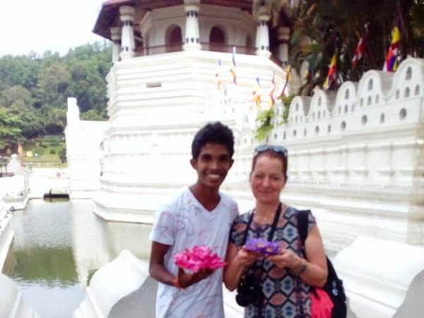 Auto mit Fahrer Sri Lanka