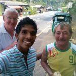 Fahrer Sri Lanka empfehlung